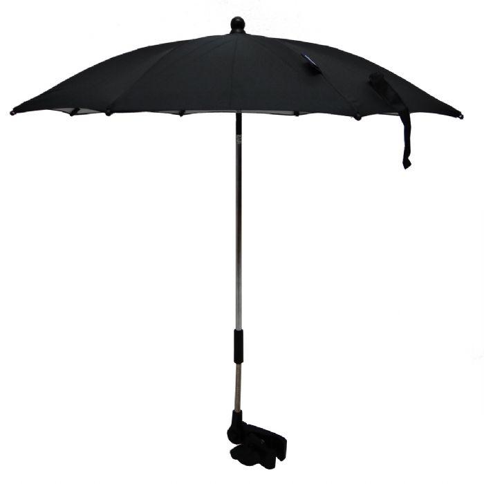 שמשייה אוניברסלית לטיולון/עגלה - Sun Parasol | שחור Black