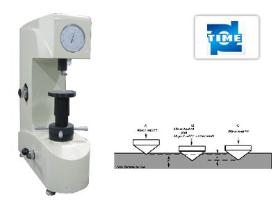 מד קושי נייח אנלוגי TH-500