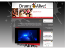 Drums Alive תנועות תיפוף