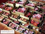 חמסות עבודת יד ישראלית - מילות ברכה - 9 ס״מ, ניתן לכתוב כל כיתוב ולצרף לוגו עסקי (מתנות קידום מכירות)