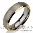 Mens Wedding Band Brushed Tungsten Carbide Unique Mens Wedding Band Mens Wedding Ring Tungsten Ring Man Wedding Band 6mm Wedding Band Ring