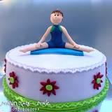 עוגת מתעמלת - בתודה לרוני מדריכת החוג