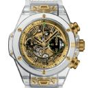 Hublot Big Bang Unico Sapphire Usain Bolt ONLY WATCH 2017