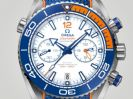Omega Planet Ocean Co-Axial Master Chronometer Michael Phelps