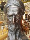 Eliezer Strich Bezalel/Faberge Bronze Bust Yemenite Jew 1923