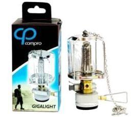 תאורת גז קומפקטית