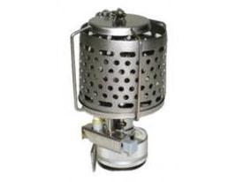 תאורת גז קומפקטית עם הגנה
