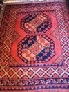 שטיח אפגני רגל פיל 147/100