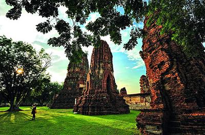 איותאיה | Ayutthaya