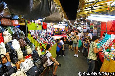 שוק הלילה בפטפונג | Patpong Night Market