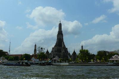 מקדש השחר | Wat Arun