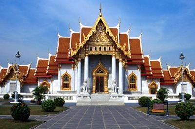 מקדש השיש | Wat Benchamabophit