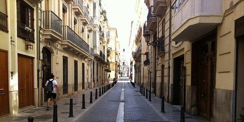 העיר העתיקה - Ciutat Vella