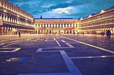 כיכר סן מרקו - Piazza San Marco