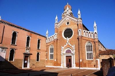 כנסיית מדונה דל'אורטו - Madonna dell'Orto