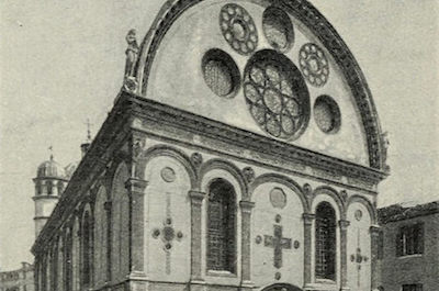 כנסיית סנטה מריה דיי מיראקולי - Santa Maria dei Miracoli