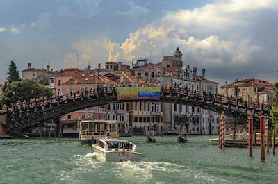 גשר האקדמיה - Ponte dell'Accademia