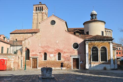 כנסיית סן ג'אקומו דל'אוריו - San Giacomo dell'Orio