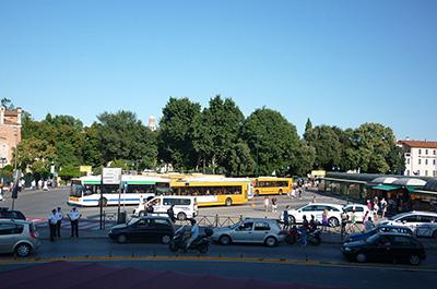 פיאצלה רומא - Piazzale Roma