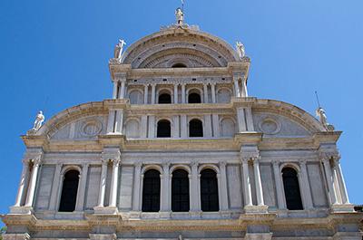 כנסיית סן זכריה - Chiesa di San Zaccaria