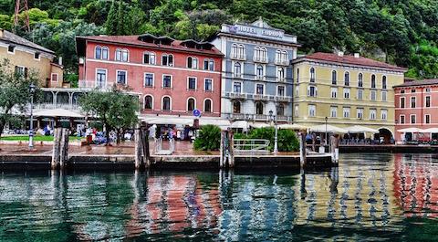 ריבה דל גארדה - Riva del Garda