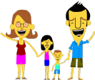 ולנסיה עם ילדים