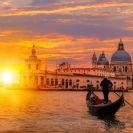 שיט על גונדולה בונציה