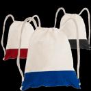 תיק גב מבד לקייטנות BM0201