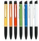 עט מתכת כדורי בשילוב גומי BM0949