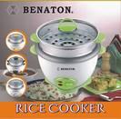 סיר חשמלי לבישול ואידוי 1.8 ליטר BENATON