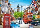 פאזל 1500 חלקים - לונדון
