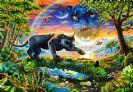 פאזל 1500 חלקים - תמונת ג'ונגל 2