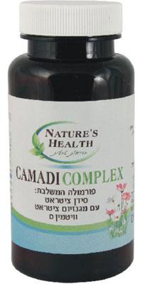 CAMDI complex-סידן, מגנזיום וויטמין – D
