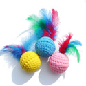 שלישיית כדורים צבעוניים