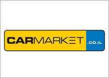 עיצוב לוגו לפורטל רכב