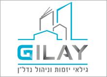 עיצוב לוגו למשרד יזמות וניהול נדל