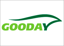 עיצוב לוגו למותג מזון בריא GOODAY