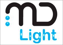 עיצוב לוגו לפטנט בתחום התאורה