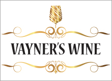 VAYNER'S WINE - עיצוב לוגו ליין