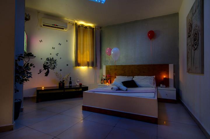 חדר ללילה בודד - גאיה חדרים