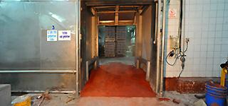 שיקום רצפות חדרי קירור - ב'