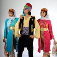 תלבושות אתניות