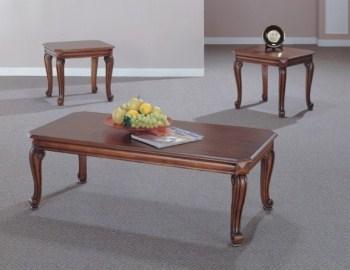 שולחן סלון מעץ B0792C