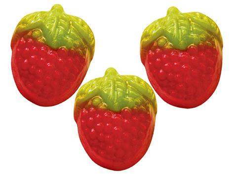 3 גומי תותים