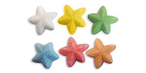 6 כוכבי גומי
