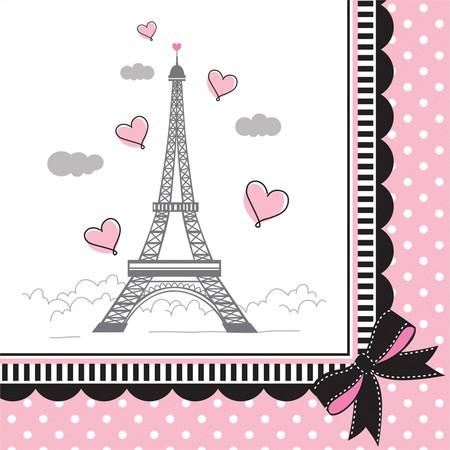 מפיות קטנות יפה בפריז