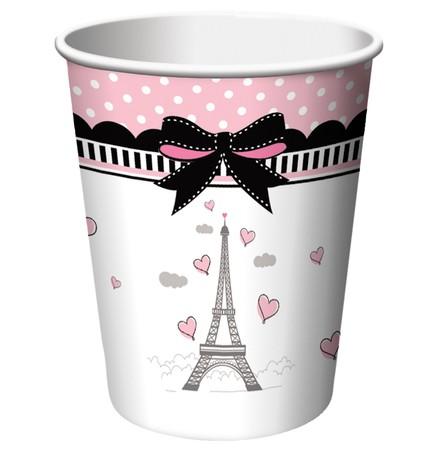 כוסות יפה בפריז