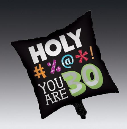 בלון מיילר Holy Bleep - גיל 30