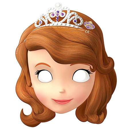מסכות נייר הנסיכה סופיה
