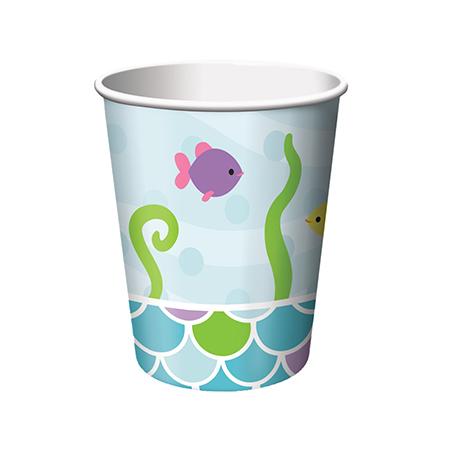כוסות בת הים הקטנה